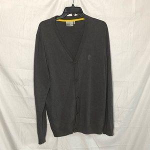 WESC Men' Knitted Cardigan Size Large Bori…